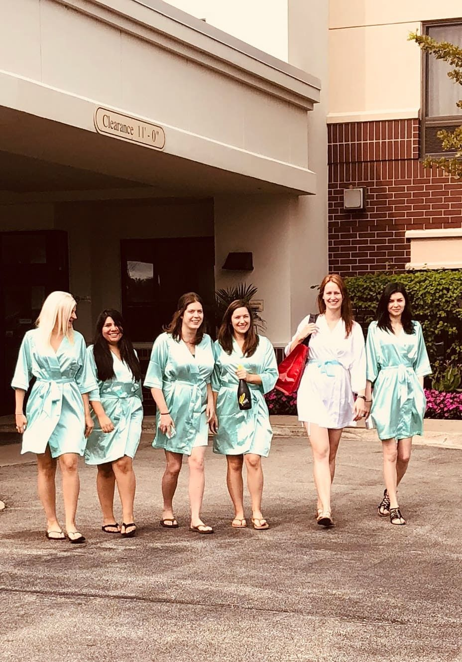 wedding_lincolnshire_teal_ladies_bridal_party